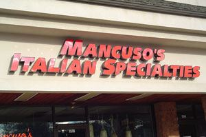 Mancuso's Italian Specialties