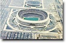 Veterans Stadium in Philadelphis, pic thanks to football.com
